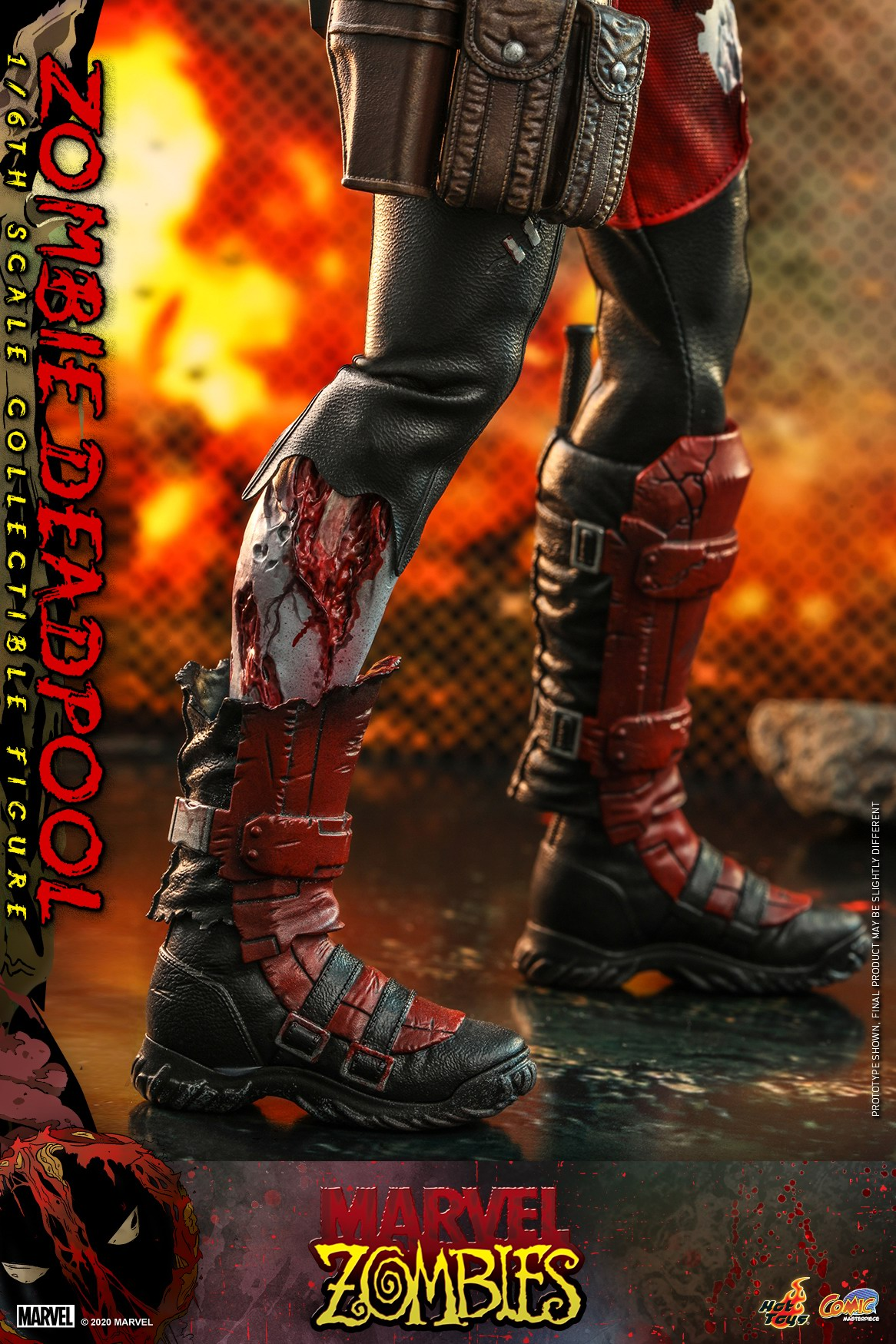 Hot Toys - Marvel Zombie - Zombie Deadpool collectible figure_PR11.jpg