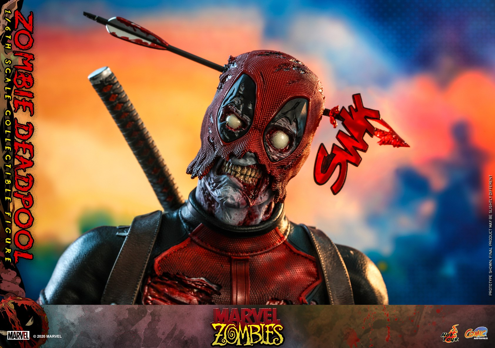 Hot Toys - Marvel Zombie - Zombie Deadpool collectible figure_PR14.jpg