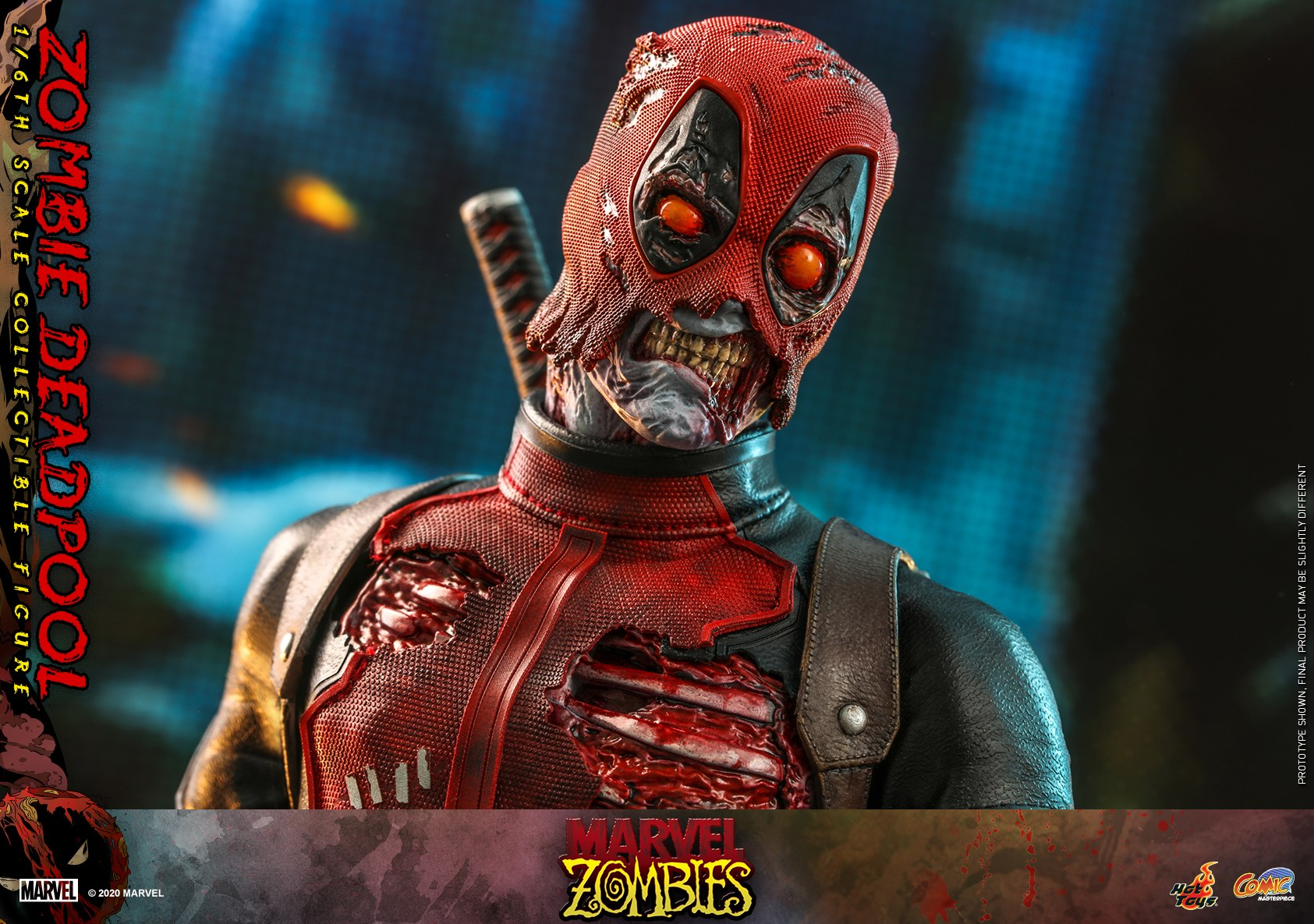 Hot Toys - Marvel Zombie - Zombie Deadpool collectible figure_PR17.jpg