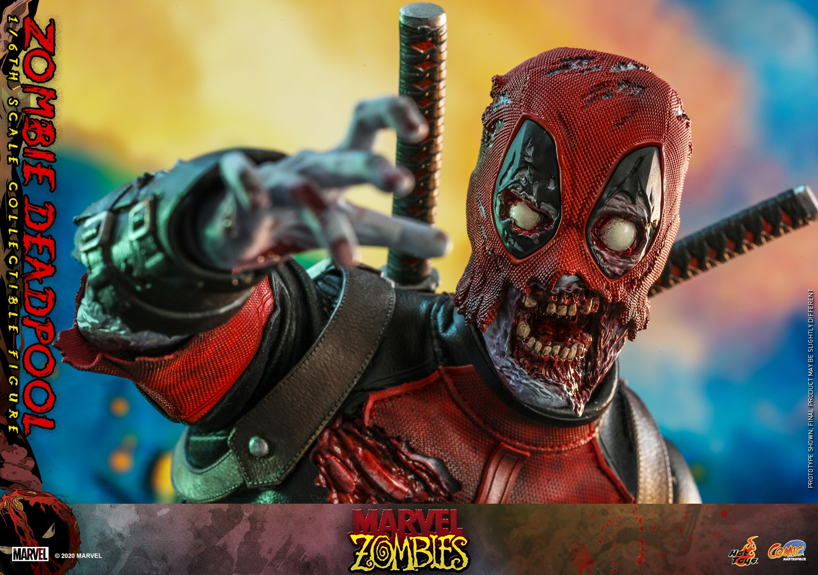 Hot Toys - Marvel Zombie - Zombie Deadpool collectible figure_PR16.jpg