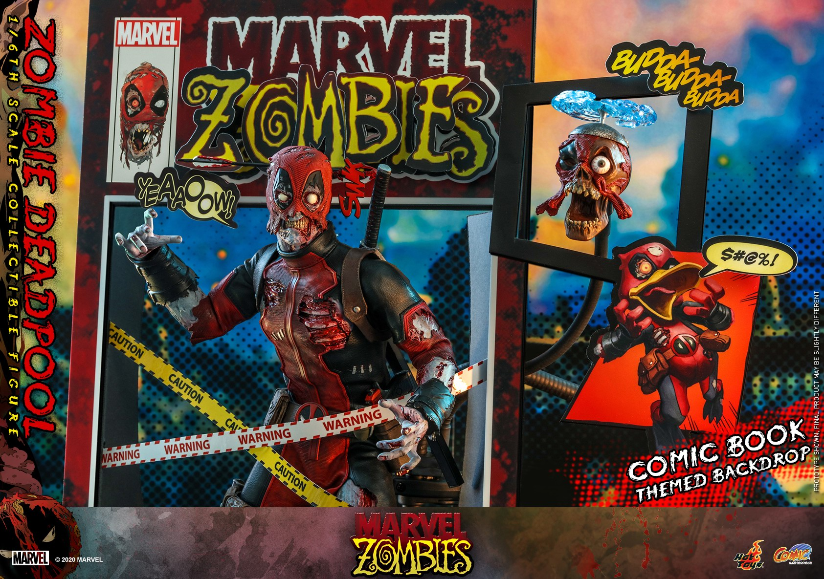 Hot Toys - Marvel Zombie - Zombie Deadpool collectible figure_PR21.jpg
