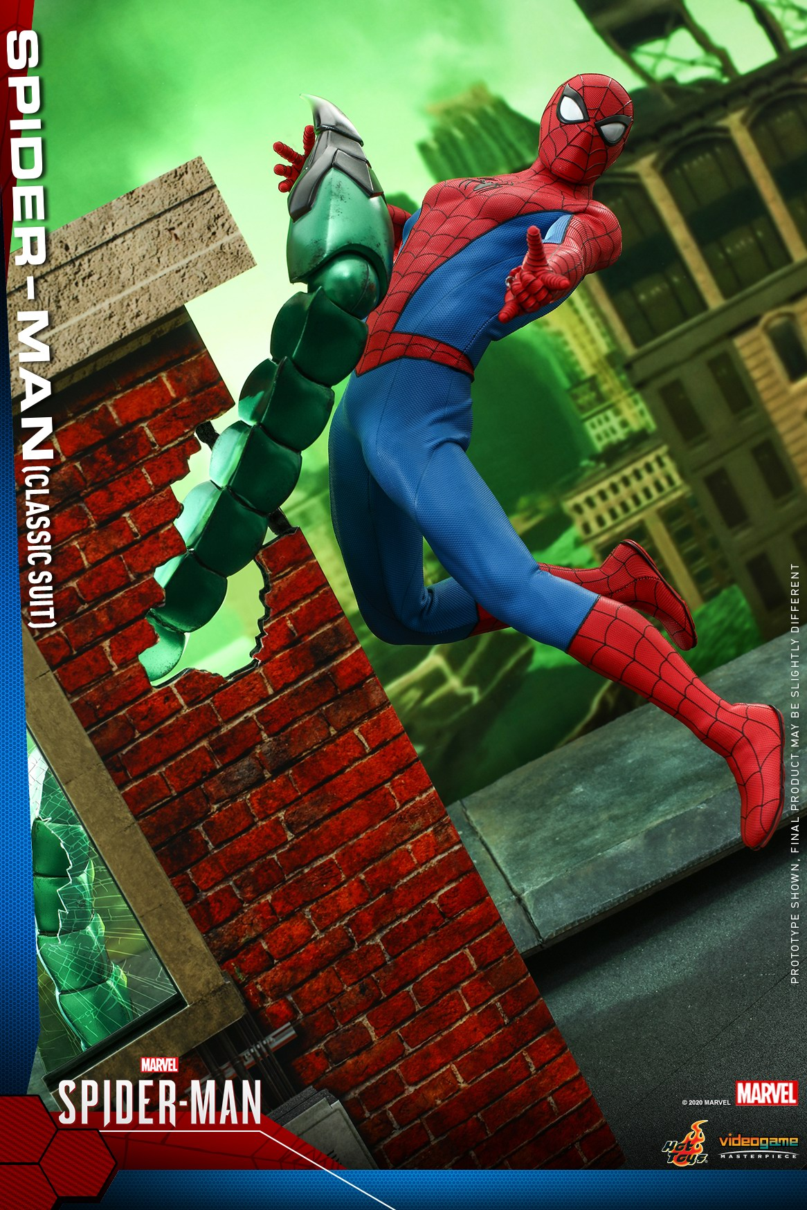 Hot Toys - MSM - Spider-Man (Classic Suit) collectible figure_PR2.jpg