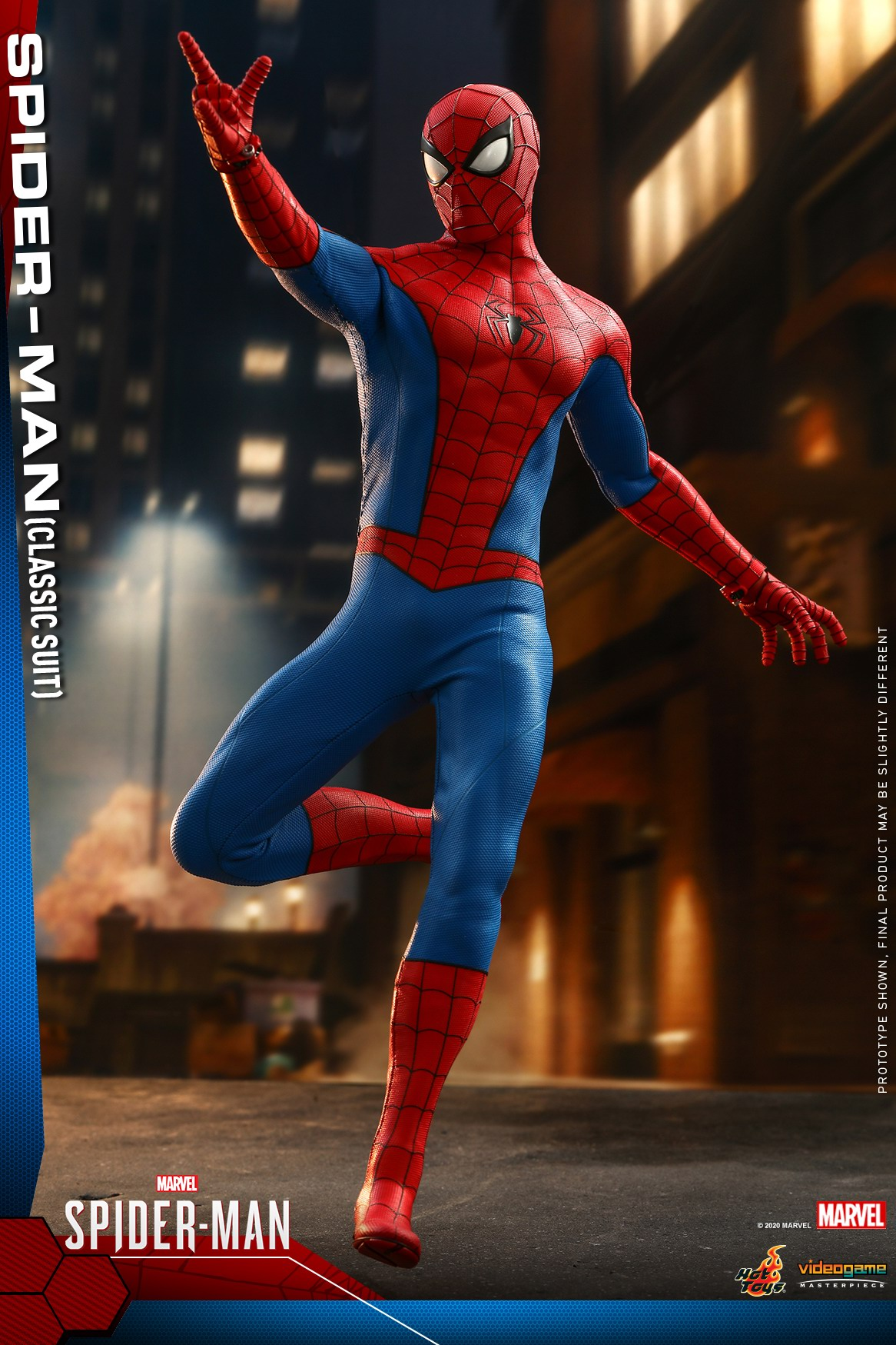 Hot Toys - MSM - Spider-Man (Classic Suit) collectible figure_PR6.jpg