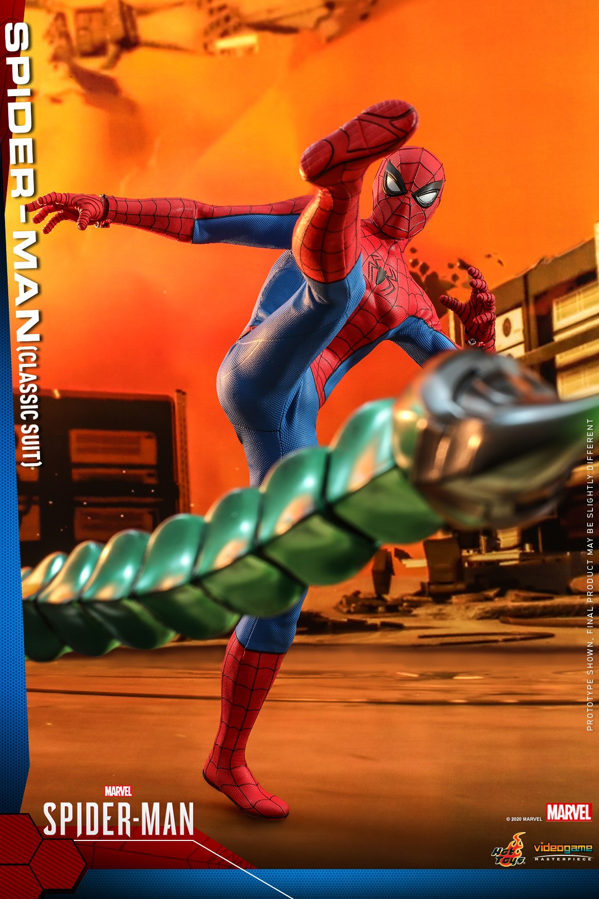 Hot Toys - MSM - Spider-Man (Classic Suit) collectible figure_PR5.jpg