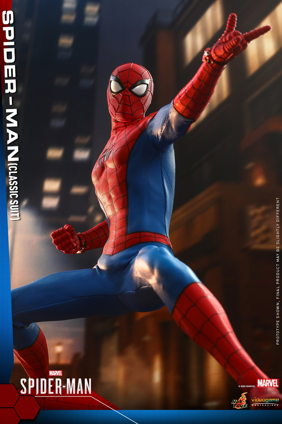 Hot Toys - MSM - Spider-Man (Classic Suit) collectible figure_PR7.jpg