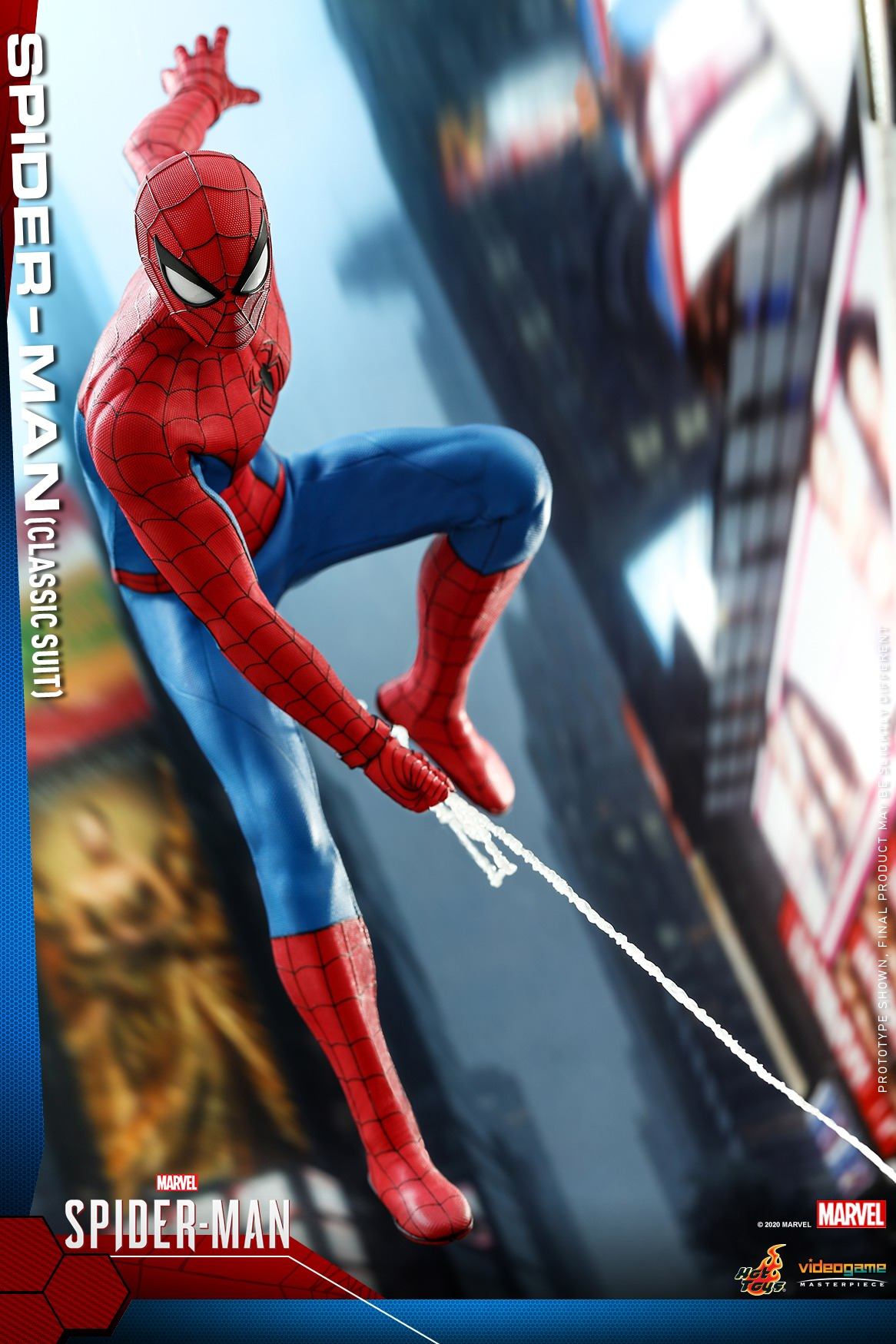 Hot Toys - MSM - Spider-Man (Classic Suit) collectible figure_PR9.jpg