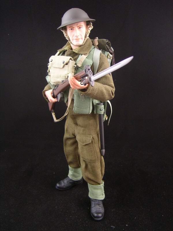二战英军之风笛征程下的英勇绅士们