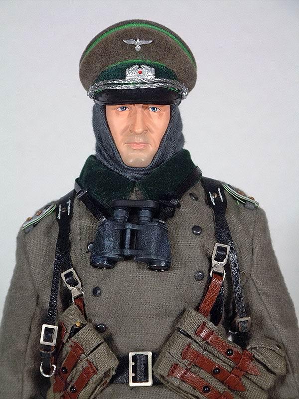 冬季德国国防军上尉