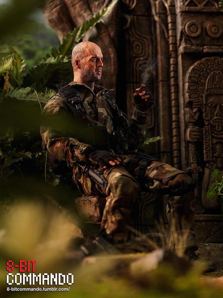 太阳泪 老布之丛林探险